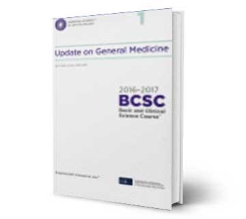 Update on General Medicine BCSC 2016-2017 Reference Book