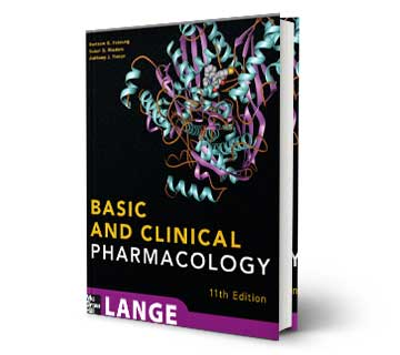 Basic and clinical Pharmacology-11edition Reference Book