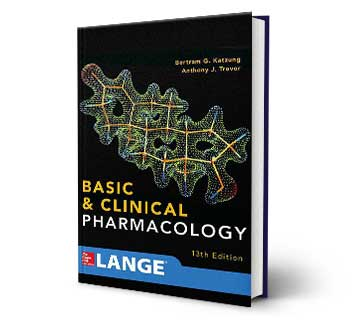 Basic and clinical Pharmacology-13edition Reference Book