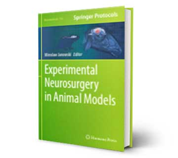 Experimental Neurosurgery in Animal Models Reference Book