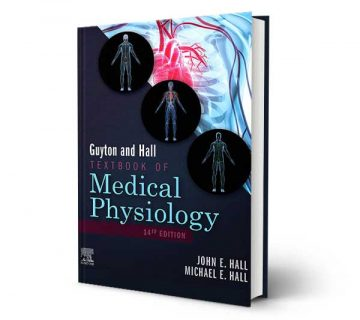 دانلود کتاب فیزیولوژی گایتون و هال 2021 ویرایش 14