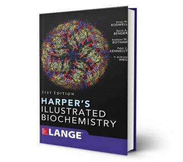 دانلود کتاب بیوشیمی مصور هارپر 2018 ویرایش 31