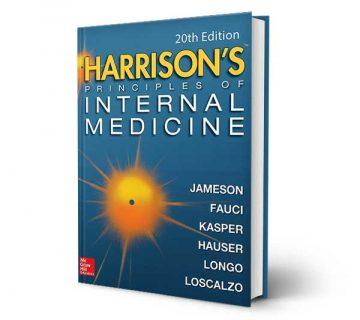 دانلود کتاب اصول طب داخلی هاریسون 2018 ویرایش 20