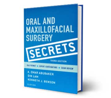 Oral and Maxillofacial Surgical Secrets Reference Book