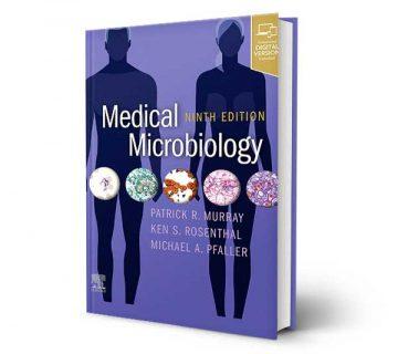 دانلود کتاب میکروب شناسی پزشکی مورای2021 ویرایش نهم