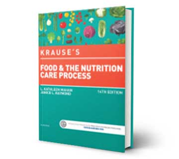 Krause Food and the Nutrition Care Process Process Reference Book