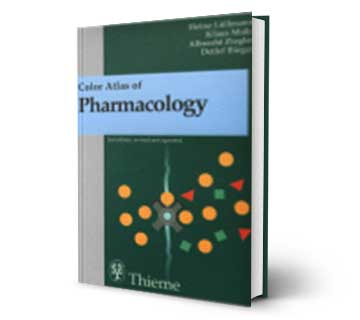 color Atlas of Pharmacology Reference Book