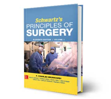 Schwartzs Principles of Surgery Reference Book