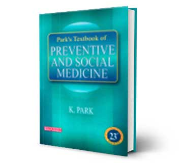 parks Textbook of Preventive and Social Medicine Reference Book