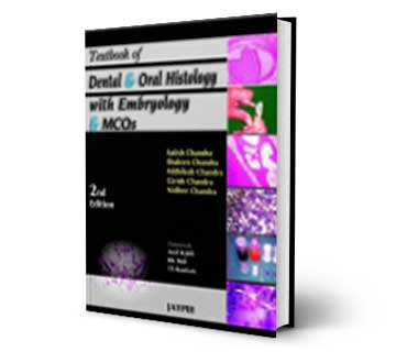 Textbook of Dental and Oral Histology with Embryology Reference Book