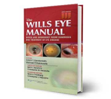 wills Eye Manual Reference Book